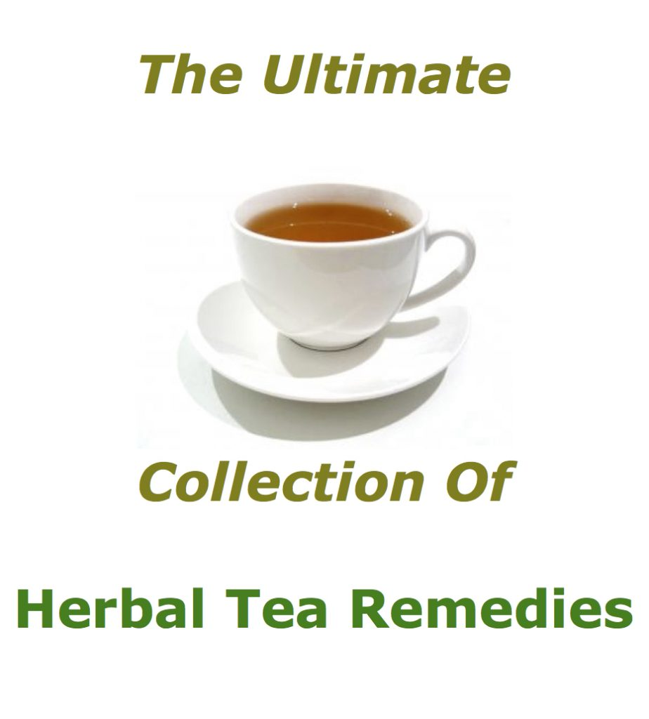 Herbal Tea Remedies E-Book